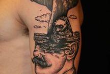 yulay dhadhin / tattoo