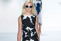 Off the Catwalk / The latest international trends from our favourite designers