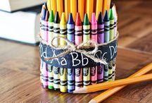 Teacher Gifts / Handmade creative gift ideas for teachers.  / by Samantha Spinelli