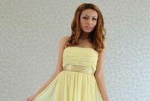 Летни къси рокли / Модерни летни къси рокли за ежедневието