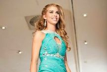 MRS SOUTH AFRICA 2014-Mirell Ventura in Style Wearhouse dress / #MrsSA2014 #redcarpetdress