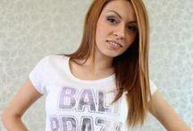 Летни блузи къс ръкав / Страхотни дамски блузи с къс ръкав за горещите летни месеци