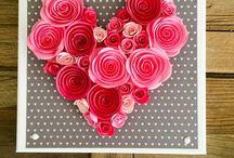 Valentine's Day Crafts / by Samantha Spinelli