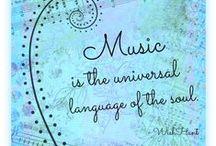 <3 Music & Lyrics / Love of MUSIC and musicians, videos, pics and lyrics... / by Regena Neeley