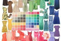 light spring - colours