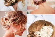 Bridal Hair / by Uzma Shaikh