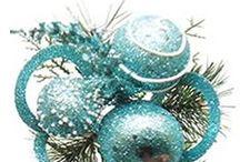 Picks e Galhos para Árvore de Natal / Vendas