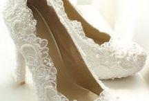 wedding shoes / weddings