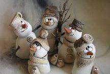 Holidays & Decor / Holiday objects and decor ideas