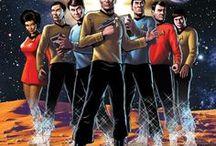 Star Trek / Todo sobre la saga de películas, series de TV y libros Star Trek.