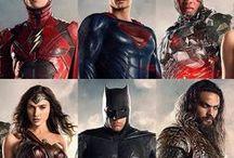 Justice League / Todo sobre las películas de DC Comics y Warner Bros.: Justice League, Batman v Superman, Aquaman, Wonder Woman, The Flash y Green Lantern Corps.