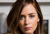 Emily Blunt / Born	Emily Olivia Leah Blunt 23 February 1983 (age 33) Wandsworth, London, England Nationality	English[1] American Occupation	Actress Years active	2001–present Spouse(s)	John Krasinski (m. 2010) Children	2 Relatives	 Peter Blunt (grandfather) Crispin Blunt (uncle) Stanley Tucci (brother-in-law)