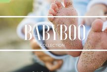 BabyBoo Collection (2017) / The BabyBoo Collection is extra special, made with 100% first clip Island Lamb's wool. Dyed in soothing colours and in worsted weight, it's a delight in all sorts of projects.