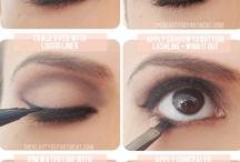 Make-up Tips / by Davanesha Atkins
