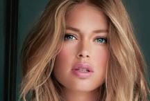 HAIR | CABELLO / Diferentes tipos de cortes de pelo: corto ... medio ... largo y diferentes tonalidades