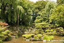Calming Japanese Gardens / by Real Japanese Gardens