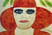 Outsider art / Folk art