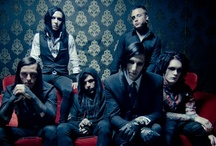 Motionless In White / Motionless In White is a Melodic Metal Band. They have Really Good Music and Look Really Cool. They are One of My Favorites Bands. / by Patrick Primacio