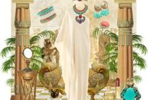 Polyvore - My Vintage Fashion Sets / Gallery with my Polyvore sets: vintage, antique fashion.