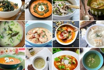 souper.!. / SOUP & cornbread / by m herron
