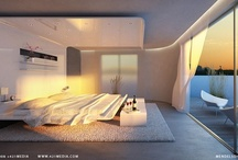 Exquisite Bedroom Ideas / Amazing and beautiful bedroom ideas for turning the everyday bedroom into a complete masterpiece.
