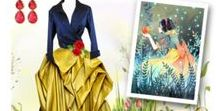 Polyvore - My Inspired Fashion Sets of Tales / Gallery with my Polyvore sets: fairy tales inspired fashion.