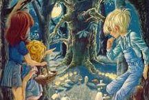 Children's Books Illustrations / by Karen Cote