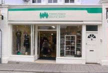 CHSW - Our Wadebridge Store / Our latest store has opened in doors in Wadebridge, Cornwall.  Don't forget to pop in and browse through our lovely range of quality, preloved items.    Find your nearest store here >  http://www.chsw.org.uk/shop-contact-details
