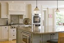 Beautiful Kitchens / A collection of some of the most eye catching kitchen designs we've seen around the web.