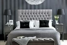 Luxurious bedrooms / A collection of beautiful warm bedroom designs