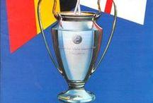 European Cup & UEFA Champions League finals / European Cup & UEFA Champions League finaler siden 1975