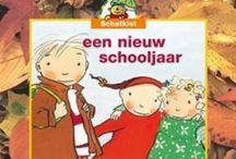 Thema: Nieuw schooljaar (Schatkist)