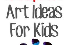 Kids Activities On A Budget / Ideas To Entertain The Kids On A Budget