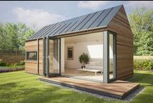 Garden Office / Home Garden Office Design Ideas