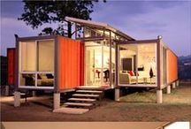 Shipping Container Homes / Houses/ Homes made from Shipping Containers