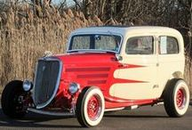 Hot Rods for sale @ Old Forge Motorcars! / A sampling of the Hot Rods available for sale at Old Forge Motorcars Inc in Lansdale PA! For more information contact us at www.oldforgemotorcars.com or 215-631-1776