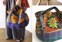 sacs / crochet, canevas, tricot