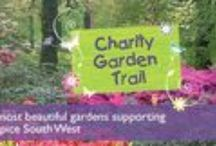 Charity Garden Trail 2015 / Children's Hospice South West's charity garden trail is back again for 2015 with more beautiful gardens than ever for you to explore!  For the perfect spring or summer outing why now visit our website and visit one of the beautiful and unique gardens that are part of the trail and at the same time you will be helping to support the vital work of Children's Hospice South West.  Find out more >  www.chsw.org.uk/garden  #CHSW #CHSWgardentrail #charitygardentrail #gardenopendays #southwestgardens