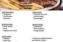 Refeiçoes Caseira da Vovo / Sua refeição pronta entrega .