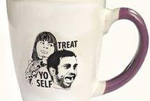 """stuff i want / """"treat yo self"""""""