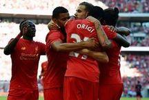 Liverpool FC - Sæson 16/17