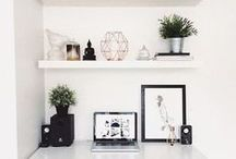 WORKSPACES / Workspaces to keep you motivated and inspired!