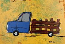 Art - Kids / Infantil / All art is available on our sites www.artgallery.com.mx / www.facebook.com/artgallery.mexico  / Kids Home decor Framing animals cars Toys /