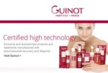 Guinot / For over 50 years, Guinot has maintained its philosophy and skills with its 11,000 beauty salons and spa's in 70 countries worldwide, including being number 1 in France. Come to Opal Spa and start achieving real results TODAY. / by Opal Spa & Laser Center