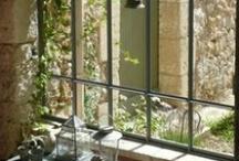 Verrières/fenêtres d'atelier