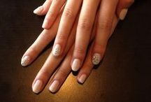 Nails by Opal Spa / These beautiful designs were done by our wonderful staff.