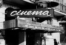 Cinema / Films, Movies, Flicks, Moving Pictures Entertainment / by Neale Schweitzer
