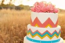 Wedding Cakes We Love! / Created by: San Diego Events Company Intern Kayla Teague
