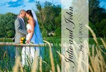 Eivan's Album Designs | Julie & John / Copyright 2014 Eivan's. All rights reserved. Eivans.com