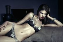 Paladini FW14 Collection / Paladini FW14 Collection -model Zoi Mantzakanis Lingerie Nightwear Underwear -
